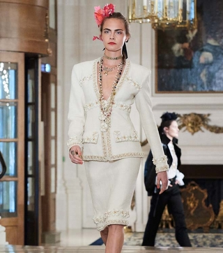 Chanel Métiers d'Art 2017 Defilesi