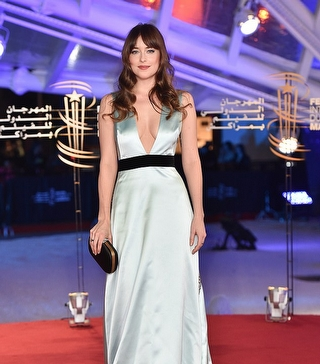 Dakota Johnson Marakeş Film Festivali'nde