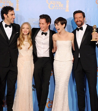 Golden Globe 2013: Backstage`den Kareler