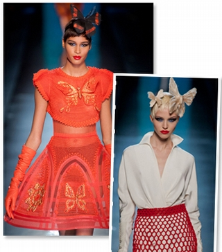 Jean Paul Gaultier 2014 Haute Couture Defilesi