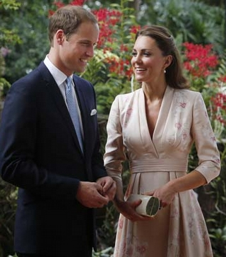 Kate Middleton ve Prens William'ın En Romantik Anları
