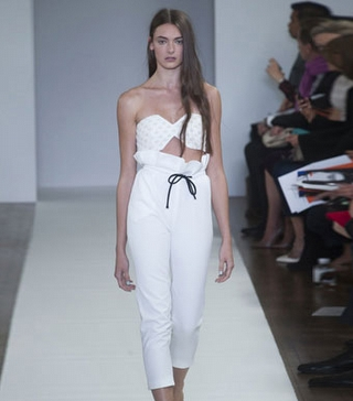 London Fashion Week: Osman
