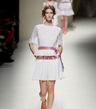 Milano Fashion Week: Alberta Ferretti