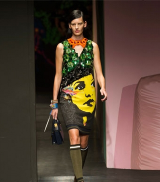 Milano Fashion Week: Prada