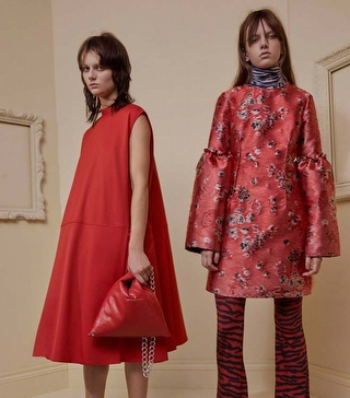 MM6 Maison Margiela Pre-Fall 2017 Koleksiyonu