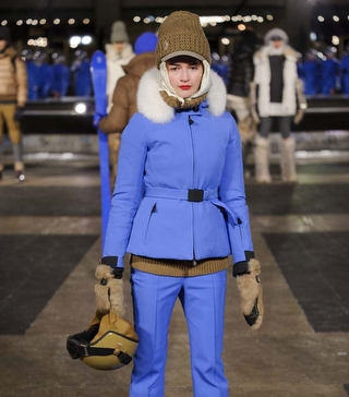 New York Moda Haftası: Moncler Grenoble