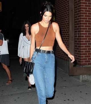 Yeni Trend: Mom Jeans