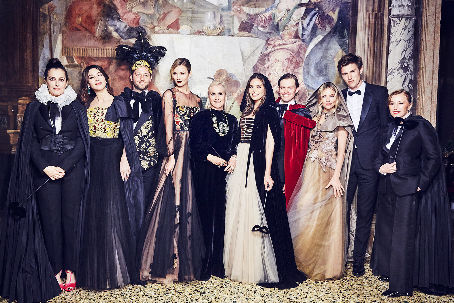 Dior Tiepolo Ball