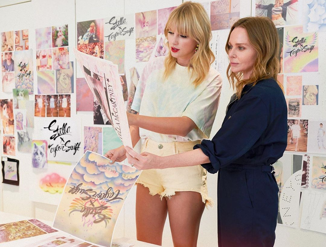 Taylor Swift x Stella McCartney