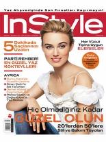 InStyle Ağustos 2006 Keira Knightley