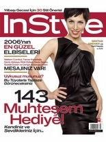 InStyle Aralık 2006 Sertap Erener