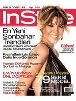 InStyle Eylül 2007 Gülben Ergen