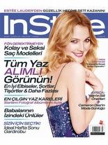 InStyle Haziran 2007 Drew Barrymore
