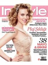 InStyle Haziran 2010 Scarlett Johansson