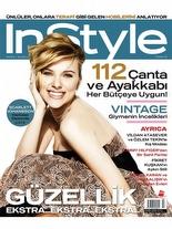 InStyle Kasım 2006 Scarlett Johansson