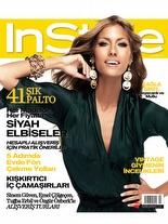 InStyle Kasım 2008 Çağla Şikel