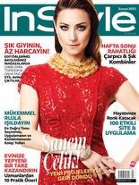 InStyle Kasım 2013 Sanem Çelik