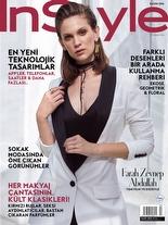InStyle Kasım 2016 Farah Zeynep Abdullah