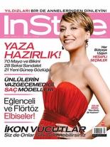 InStyle Mayıs 2007 Gülse Birsel