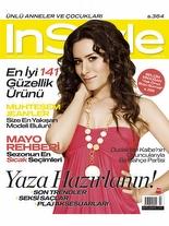 InStyle Mayıs 2008 Belçim Erdoğan