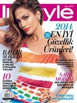InStyle Mayıs 2014 Jennifer Lopez