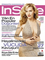 InStyle Şubat 2007 Kate Winslet
