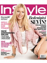 InStyle Şubat 2011 Gwyneth Paltrow