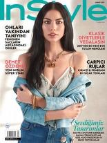 InStyle Şubat 2017 Demet Özdemir