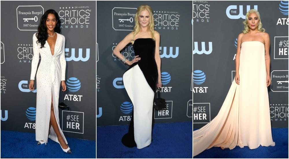 2019 Critics Choice Ödüllerinin Siyah Ve Beyaz Tercihleri