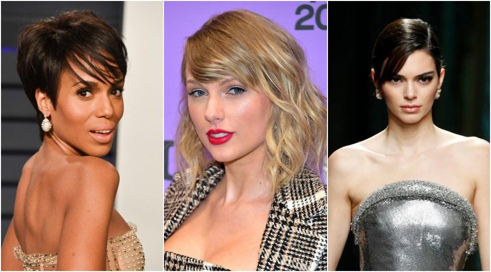 Saç Trendi Alarmı: 10 Yıl Öncesinin Vazgeçilmezi Perçemler Geri Dönüyor