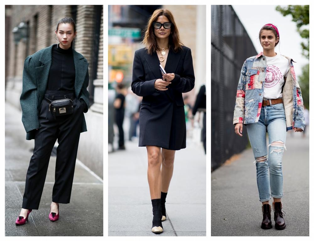 Sokak Stili: New York Moda Haftası
