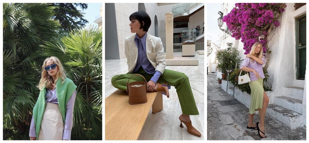 Stil İlhamı: Instagram'ı Esir Alan İki Renk