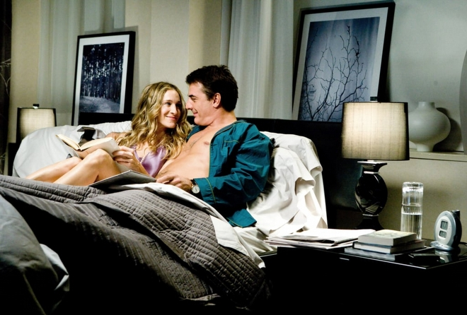 Carrie Bradshaw - Sex and The City (Film)