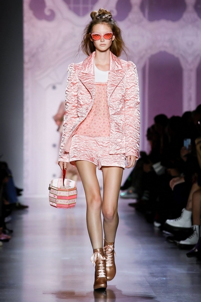 Anna Sui SS20 New York