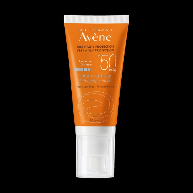 Avène Solaire Tinted Anti-Aging 50+