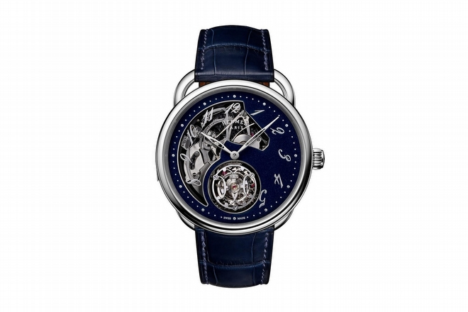 Hermès 'Arceau Lift Tourbillon Repetition Minutes'