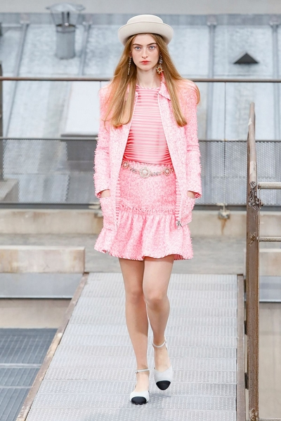Chanel SS20 Paris