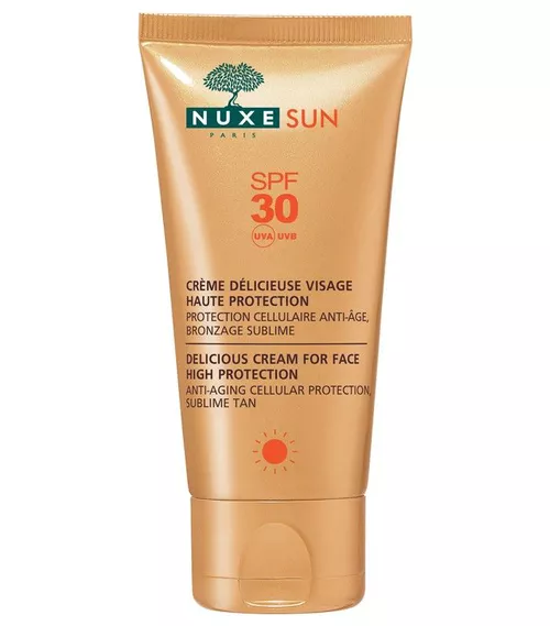 Nuxe - Delicious Lotion SPF 30