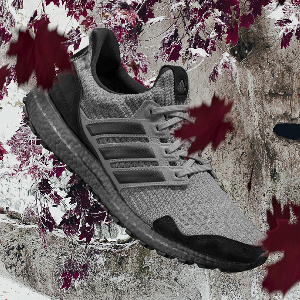 "Game Of Thrones x adidas Ultra Boost ""House Stark"""