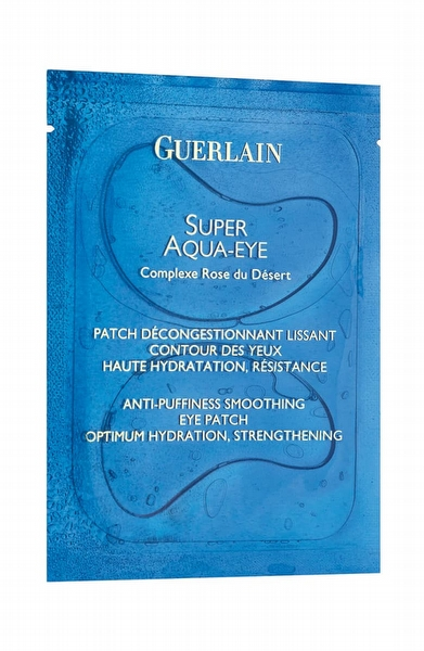 GUERLAIN - Super Aqua Anti-Puffiness Eye Patch