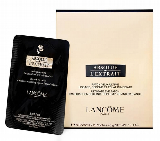 LANCÔME - Absolue LExtrait Ultimate Eye Patch