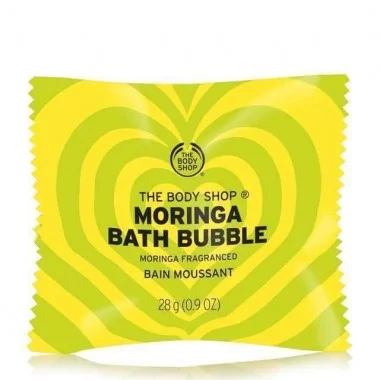 The Body Shop - Bath Bubbles Moringa
