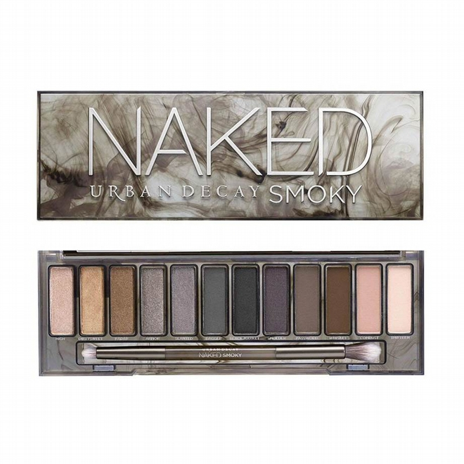 Urban Decay - Naked Smoky Palet