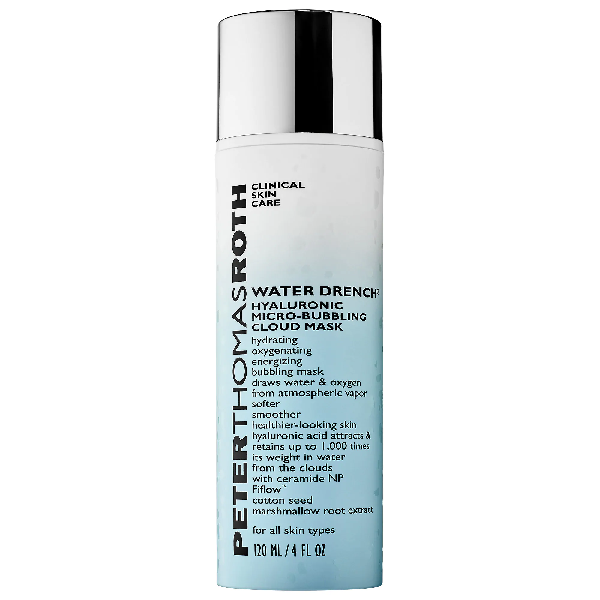 PETER THOMAS ROTH - Water Drench Hyaluronic Micro-Bubbling Cloud Mask