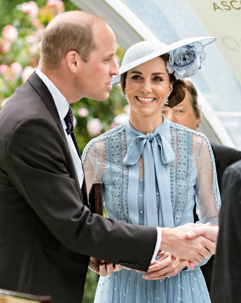 Kate Middleton & Prens William