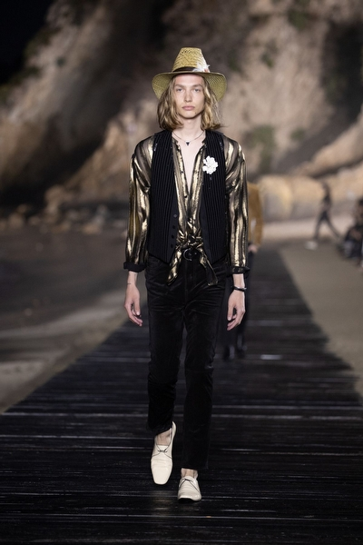 Saint Laurent Menswear SS 2020