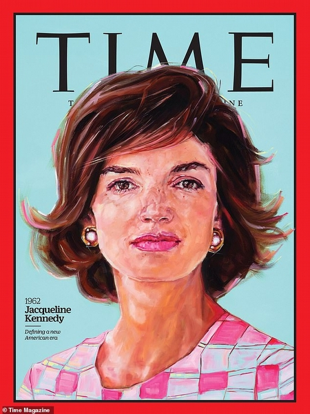 1962 Jacqueline Kennedy