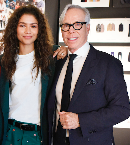 Tommy x Zendaya Defilesi Paris'te!