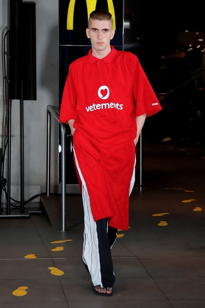 Vetements Men & Women SS20