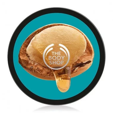 THE BODY SHOP - WILD ARGAN OIL BODY BUTTER